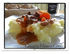 Country Momma Cooks: Guinness Stew