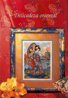 Delicate Oriental 1
