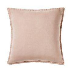 Home Republic - Belgian Vintage Washed Linen Cushion