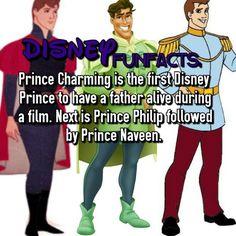 Disney fact disney prince