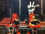#Visuales #LaVoz 2012 The Voice, Parts Of The Mass