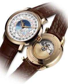 Vacheron Constantin Patrimony-traditionnelle World Time