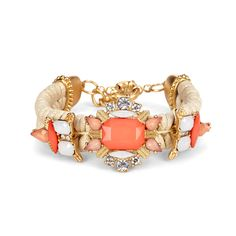 """Sole Society """"rope and stone bracelet"""", $29.95"""