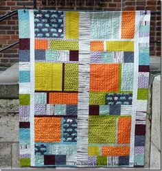 Maria's Quiltbox: Fat Quarter Quilt