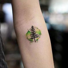 #Tattoo by @georgiagreynyc …
