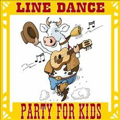 good line dance list for kids