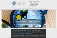 Oregon Website Design - Sterling Media Northwest - www.sterlingmedianw.com by EMarketID