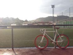 Desde Asturias con lluvia y esplendor, más Pepitas en acción!