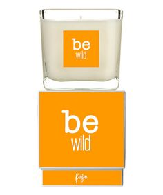 So this is awesome. :: Be Wild Kaison Candle