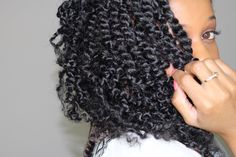 "Check out ""My Marley Twists"" video on my channel. #protectivestyle #protectivehairstyles #marleytwists"
