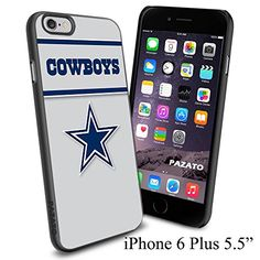 "NFL DALLAS COWBOYS , Cool iPhone 6 Plus (6+ , 5.5"") Smartphone Case Cover Collector iphone TPU Rubber Case Black Phoneaholic http://www.amazon.com/dp/B00VXBIRH8/ref=cm_sw_r_pi_dp_PWOmvb0X20M6A"