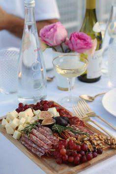 Image result for diner en blanc vancouver food