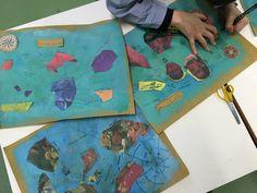 Sulle tracce di Gauguin. #progetti #scuola