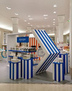 DIPTYQUE POP-UP LE BON MARCHÉ PARISDESIGN : DIPTYQUE