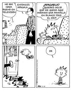 Calvin y Hobbes, de Bill Watterson,...