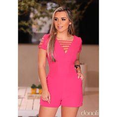 Pink é vida ~ e quando vem em um macaquinho perfeição assim{a gente ama}↝♡