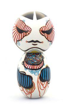 Kokeshi Doll (Yellena)