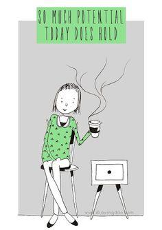 Tanya Adams Medium: mixed media Style: naive Imagination « Illustration Friday