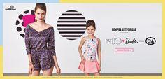 Fla&Cris: Barbiemaníacas, atenção para a nova coleção PAT BO...