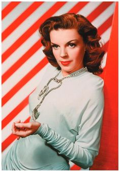 judy garland photo by nickolas muray, 1945 #actress