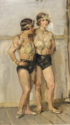ISAAC ISRAELS DUTCH, 1865-1934 - by Sotheby's