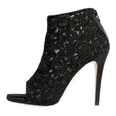 MARY KYRI   SARAFINA BOOTS   BLACK - Italian-Made Designer Footwear on Brands Exclusive♥♥