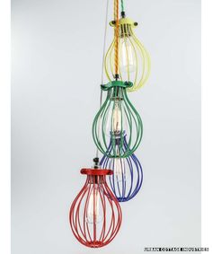 wire light bulb guard | RAL colours