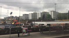 #S21 Baulogistikstr. - Einhausung UfA - Nordbahnhofareal - Feuerbach -  ...