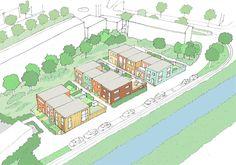 Ik bouw betaalbaar Den Haag kavels Cannenburglaan #zelfbouw #architect The Hague
