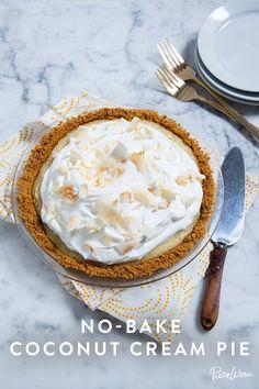 No-Bake Coconut Crea