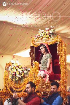 image discovered by KhanZaadi. Discover (and save!) your own images and videos on We Heart It Pakistani Wedding Dresses, Pakistani Bridal, Bridal Dresses, Wedding Backdrop Design, Desi Wedding Decor, Wedding Couples, Wedding Bride, Dream Wedding, Bride Entry