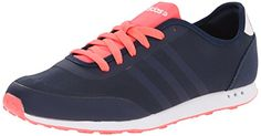 adidas NEO Womens Groove TM W Runner Sneaker Collegiate NavyCollegiate NavyFlash RedPink Soft 9 M US ** You can find more details by visiting the affiliate link Amazon.com.