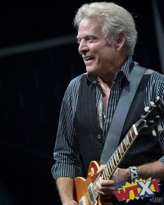 Don Felder on the road with Foreigner and STYX Bernie Leadon, Glenn Frey, Hotel California, True Gentleman, Just Don, Les Paul, Great Bands, Pop Music, Eagles