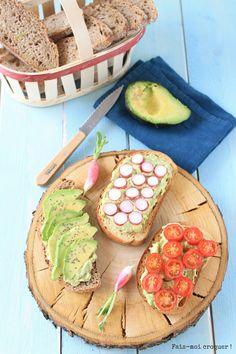 Blog Healthy, Brunch, Sans Gluten, Avocado Toast, Low Carb, Vegan, Breakfast, Food, Drinks