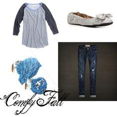 Comfy Casual Fall