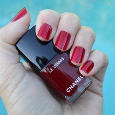 Chanel Emblematique Nail Polish Spring 2017 Nails