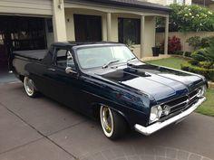 66 Hr Holden Ute Aussie Muscle Cars, Old Muscle Cars, Custom Trucks, Custom Cars, My Dream Car, Dream Cars, Australian Cars, Play Vehicles, Old Tires
