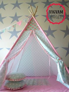 Tea Party Teepee