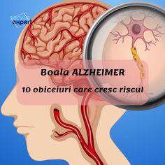 DEMENȚA ALZHEIMER: 10 obiceiuri care cresc riscul - Servus Expert Alzheimer, Dementia, Esential Oils, Real Madrid, Good To Know, Smoothie, Life Hacks, Health Fitness, Healthy