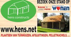 Bezoek onze stand op de beurs Construction, Building