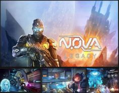 Nova Legacy Game iOS, Android | Free Download