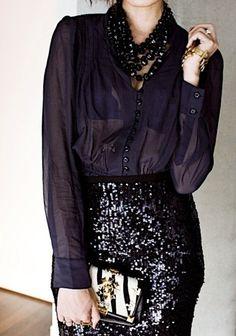 wore something like this last new years :)