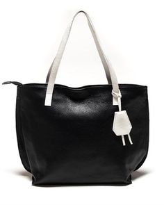 Sonia Ricci Genuine Leather Two-Tone Shoulder Bag Made in Italy  ShoulderbagBags #ShoulderBags