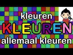 (93) #91 kleuren (kleuren, allemaal kleuren) - oke4kids - YouTube