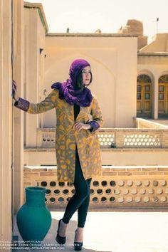 FSHN Magazine reveals 1st ever fashion editorial shot in Kashan , Iran