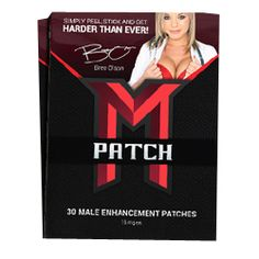 M-Patch Review – Make It Bigger & Make Her Happy!  #increasepleasure  #bedperformance