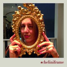 Marcella Biggi from Wallpaper #cheliniframe