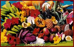 FRUITS EXOTIQUES - http://amourdesiles.jimdo.com
