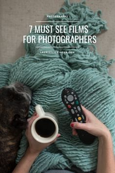 7 Must See Films for Photographers Pinnable