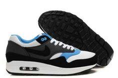 """Nike Air Max 1 Zapatos para Hombre """"Neptune Azules"""" http://www.esnikerun.com/"""